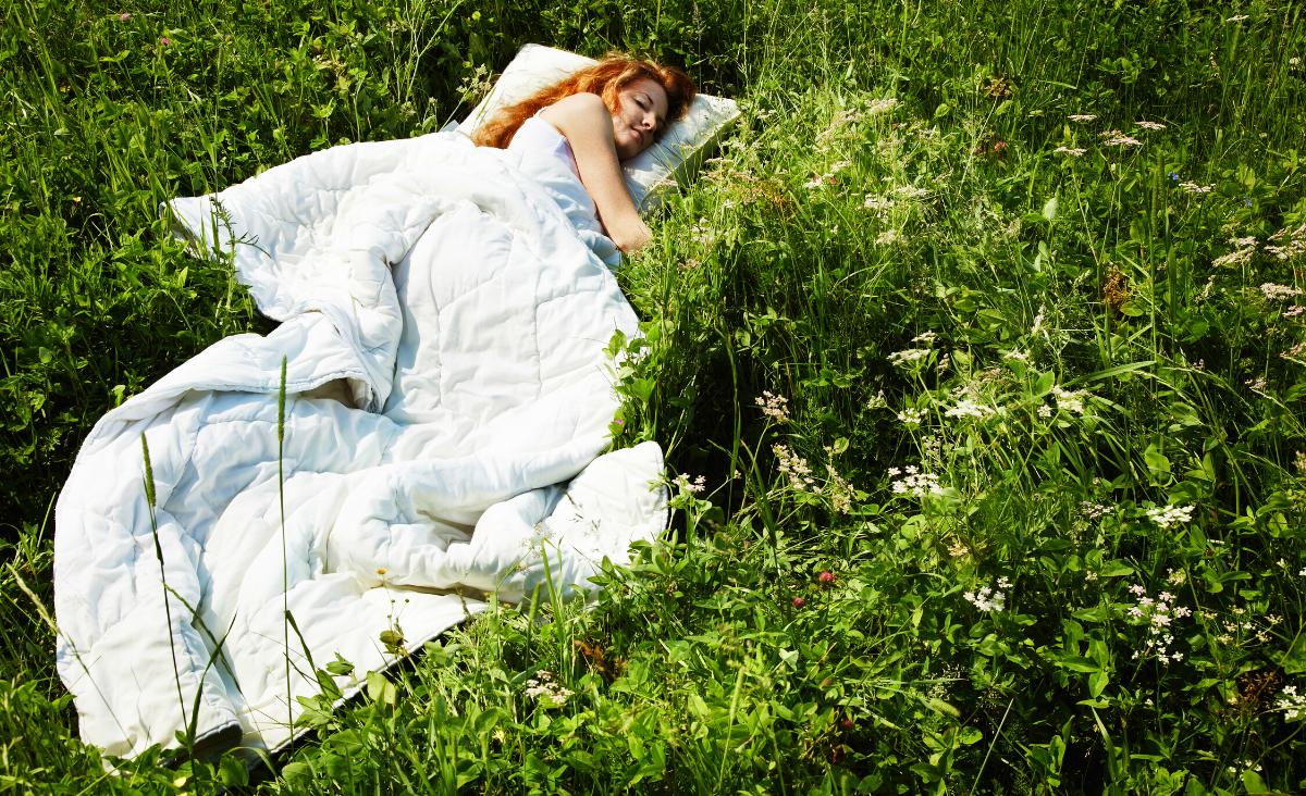 Sen lubi rutynę Zasady higieny snu wyjaśnia psychiatra dr Dorota Wołyńczyk-Gmaj