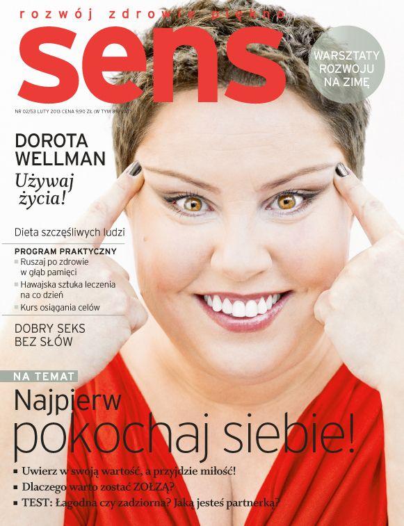 Okładka Sens 02/2013