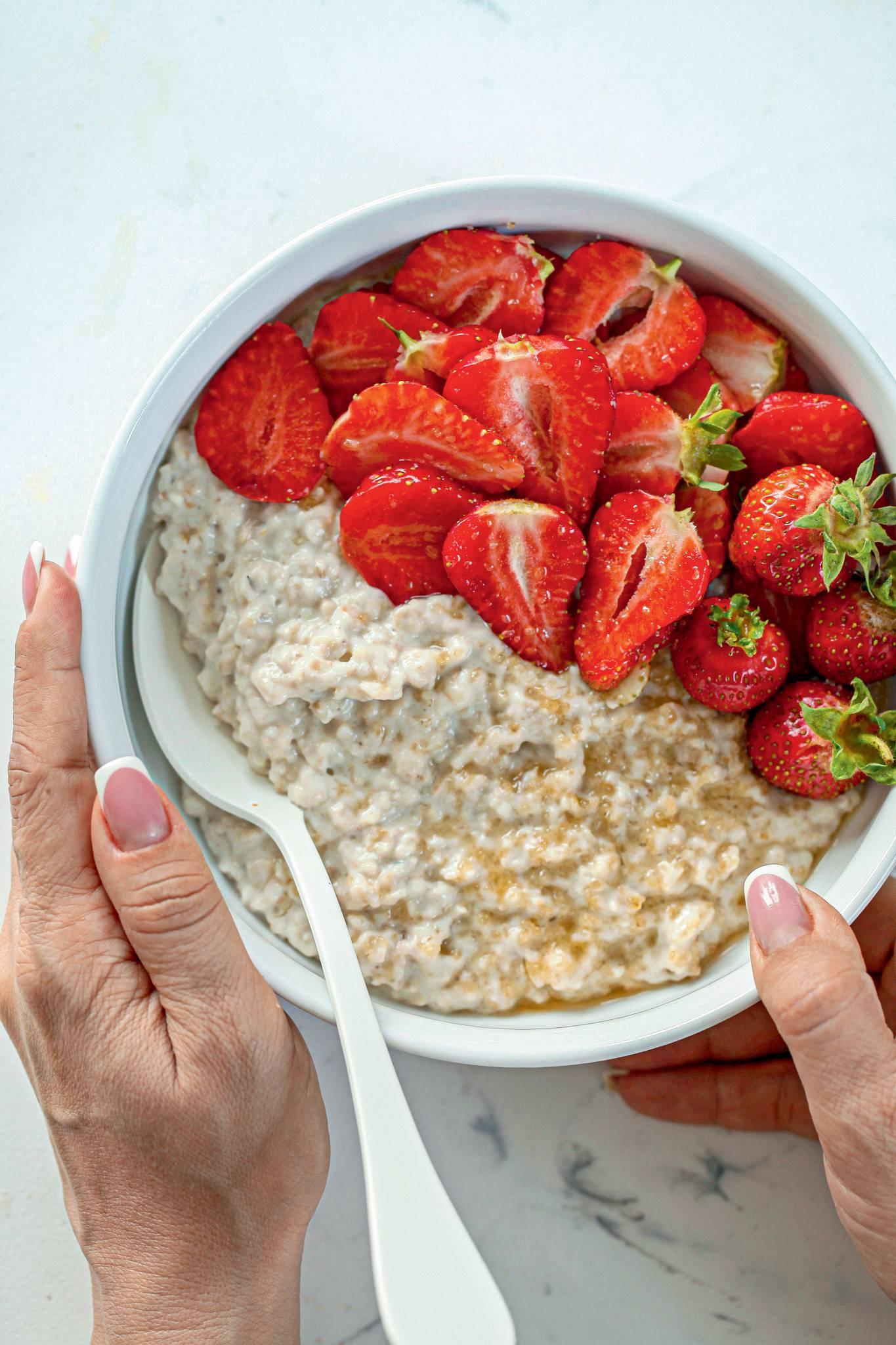 Wegańskie śniadanie u Olgi i Weroniki Smile. 3 niezwykłe przepisy