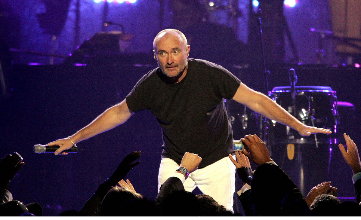 Phil Collins i jego największe przeboje