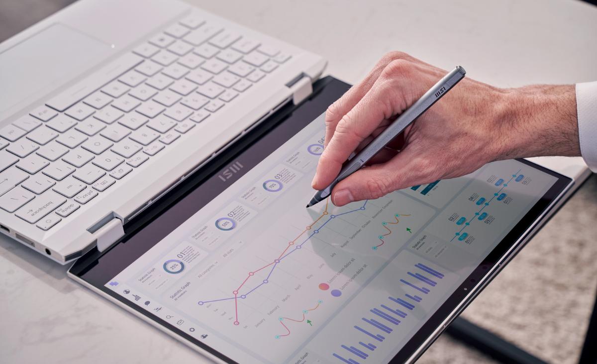 Odnoś sukcesy w biznesie z nową serią laptopów MSI Summit