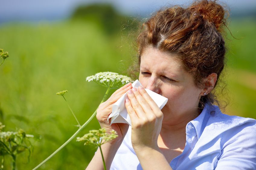 Bezpieczne lato dla alergików. Na co uważać? Co robić przy ostrej reakcji alergicznej?