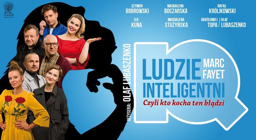 """""""Ludzie inteligentni"""" w Teatrze IMKA"""