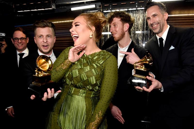 Adele: dowcipna i sarkastyczna