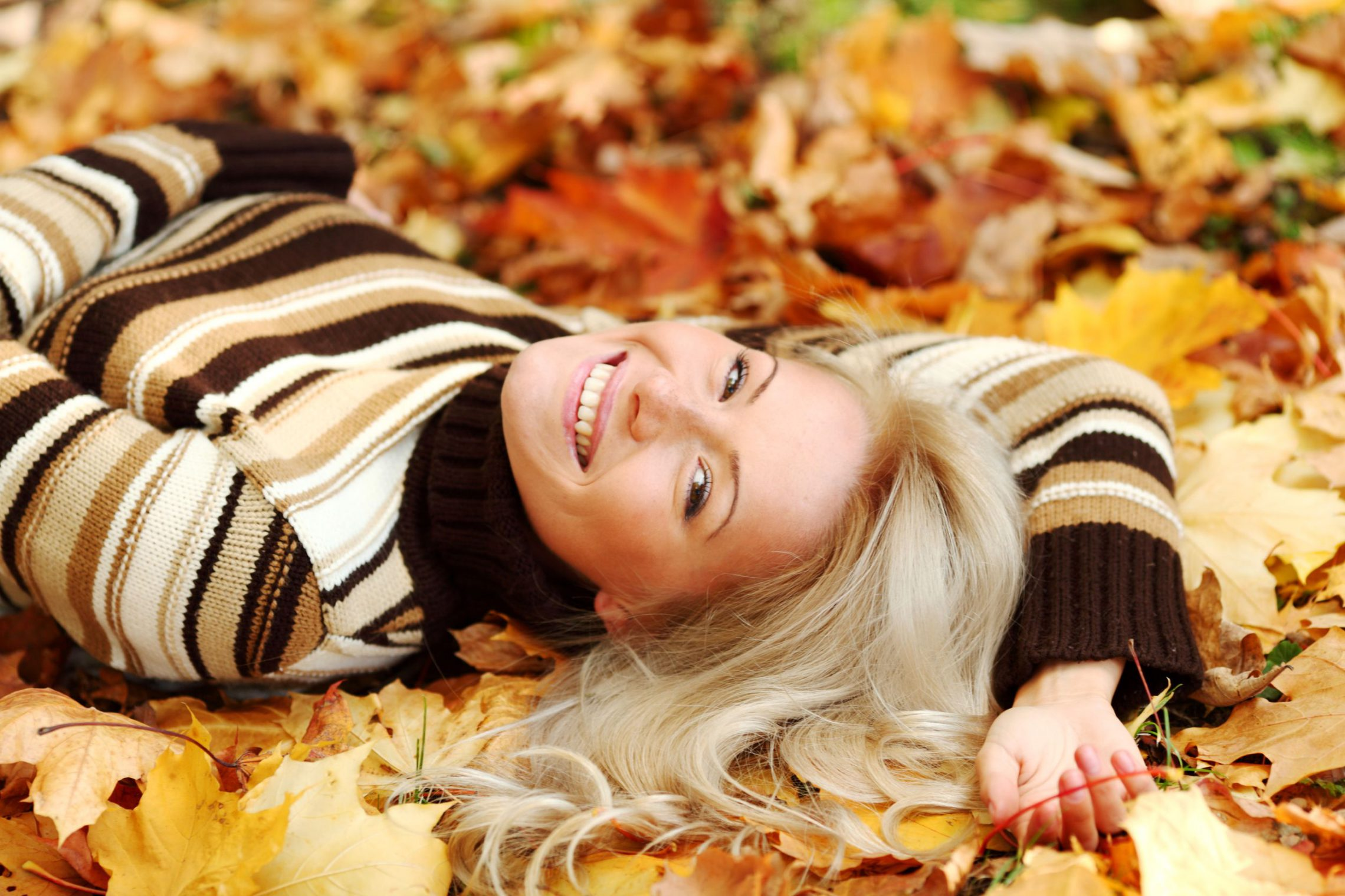 Sześć najlepszych zabiegów na jesień