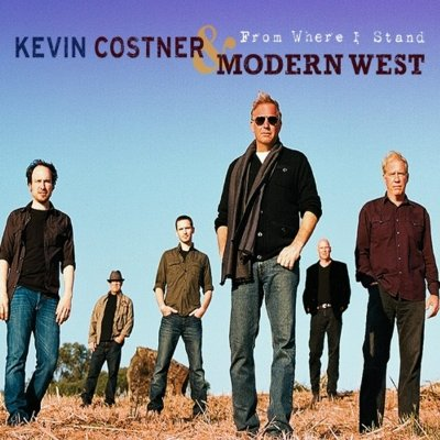 "Kevin Costner & Modern West ""From Where I Stand"""