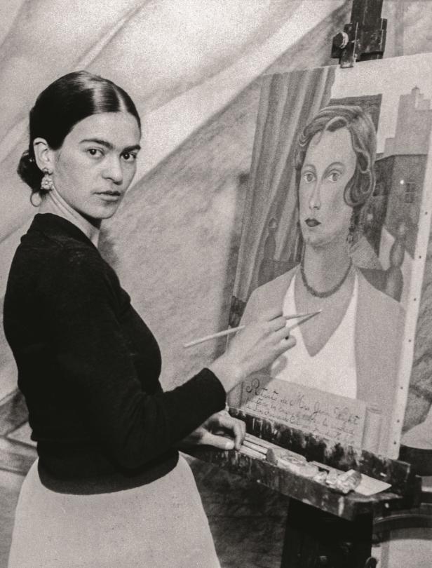 Frida Kahlo - o życiu, obrazach i twórczości meksykańskiej malarki