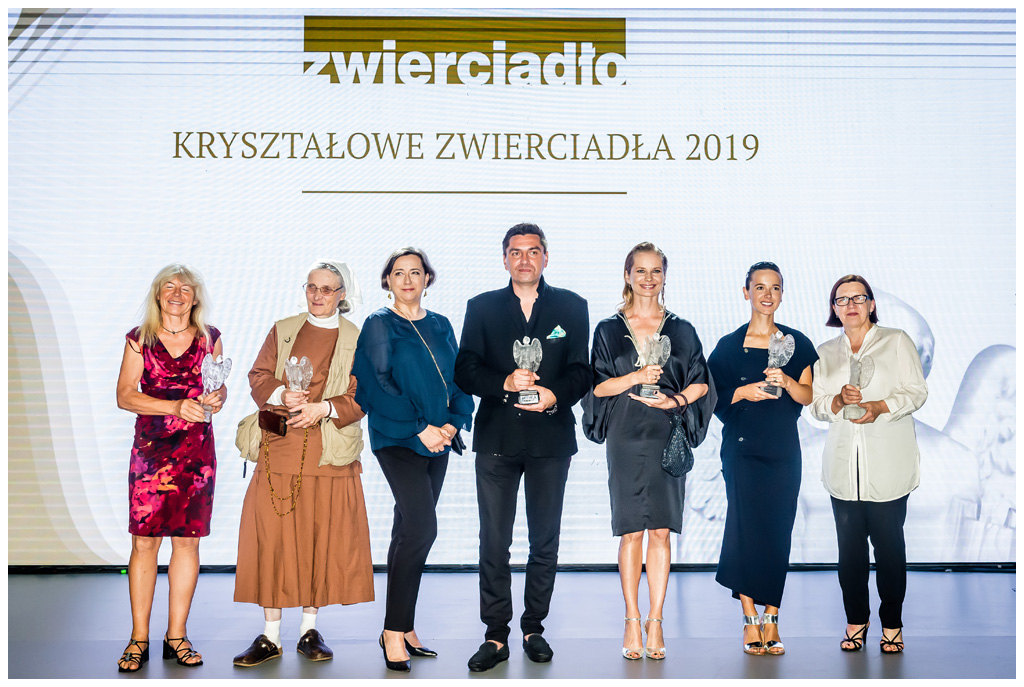 Kryształowe Zwierciadła 2019 - poznaj tegorocznych laureatów