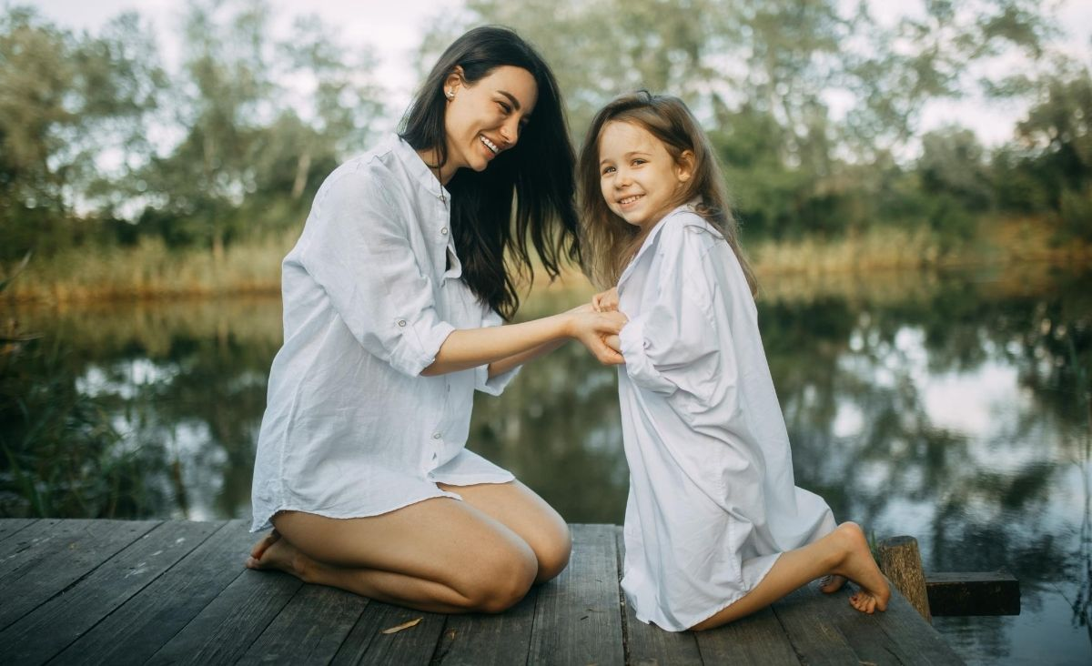 Dziecko jest lustrem rodziców