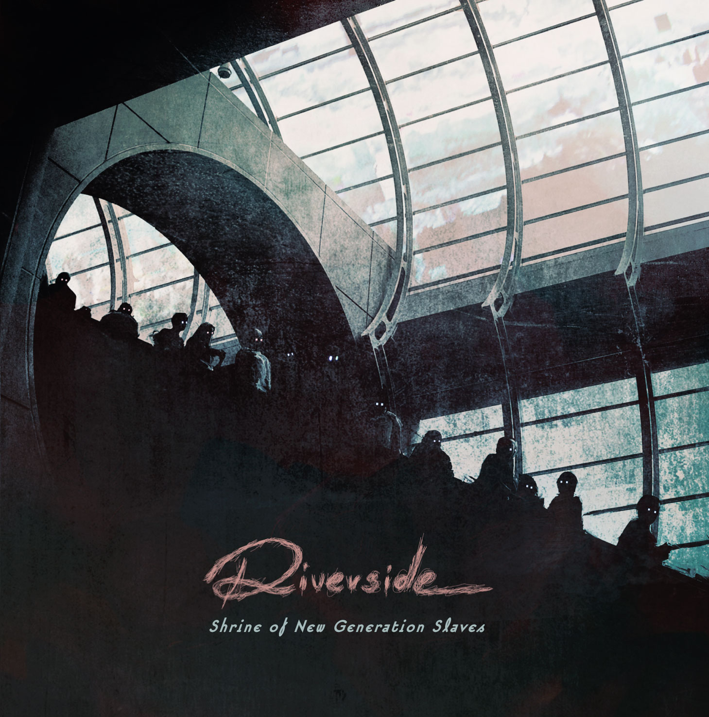 "Riverside, ""Shrine of new generation Slave"""