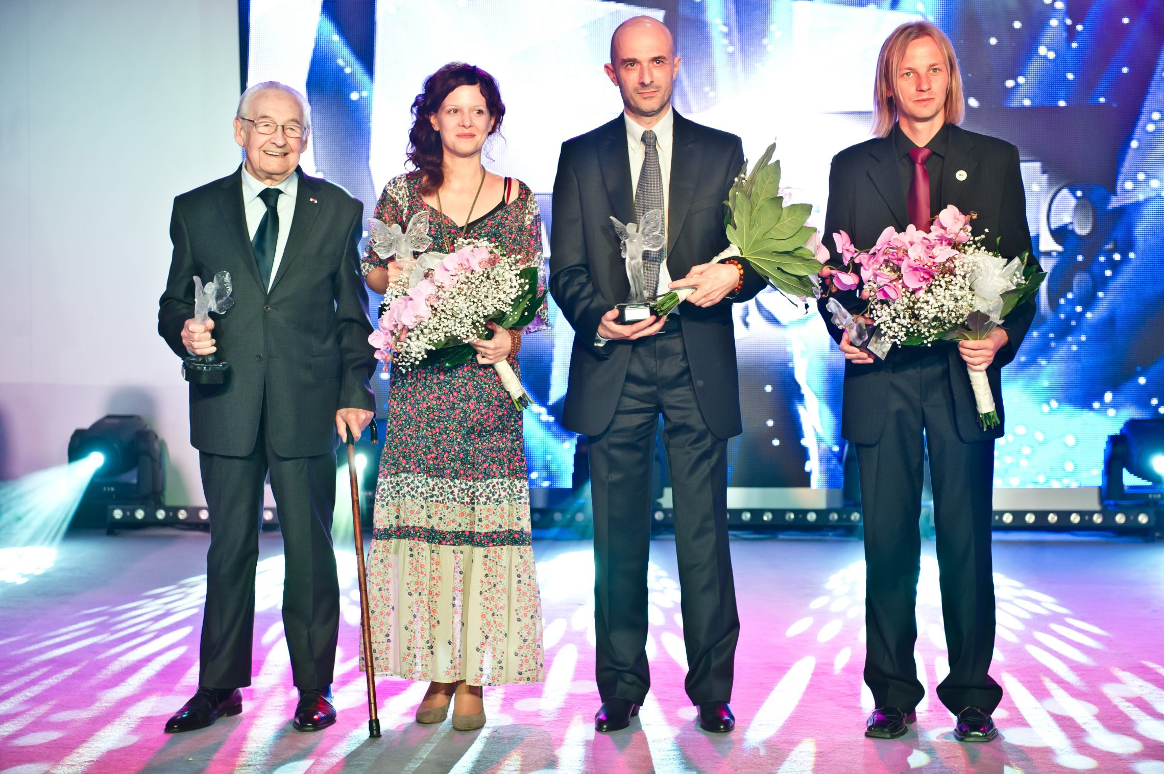 2011: Kryształowe Zwierciadła zabłysły po raz 16! - relacja