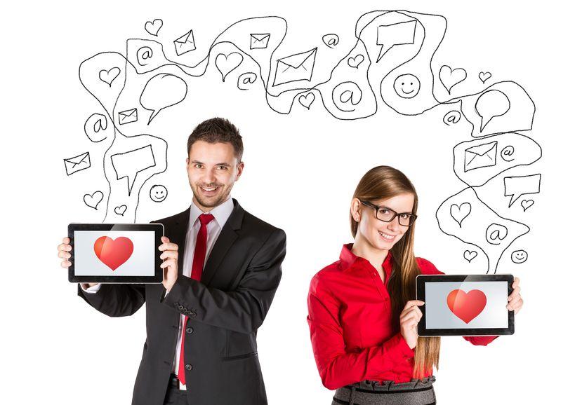 Miłość w wirtualnych mediach
