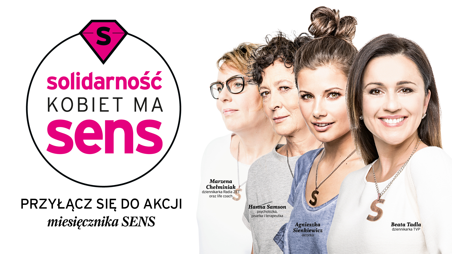 Solidarność kobiet ma SENS: sesja ambasadorek