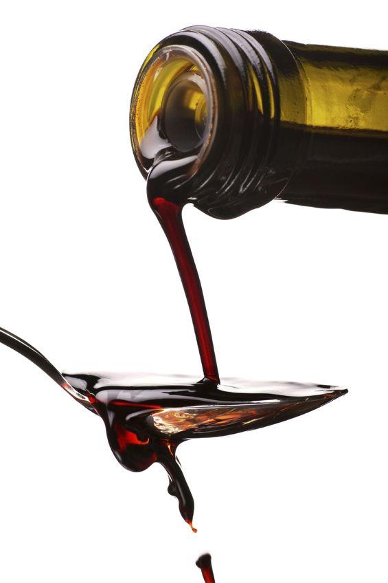 Degustacja octów balsamicznych w Mielżyński Wine Bar