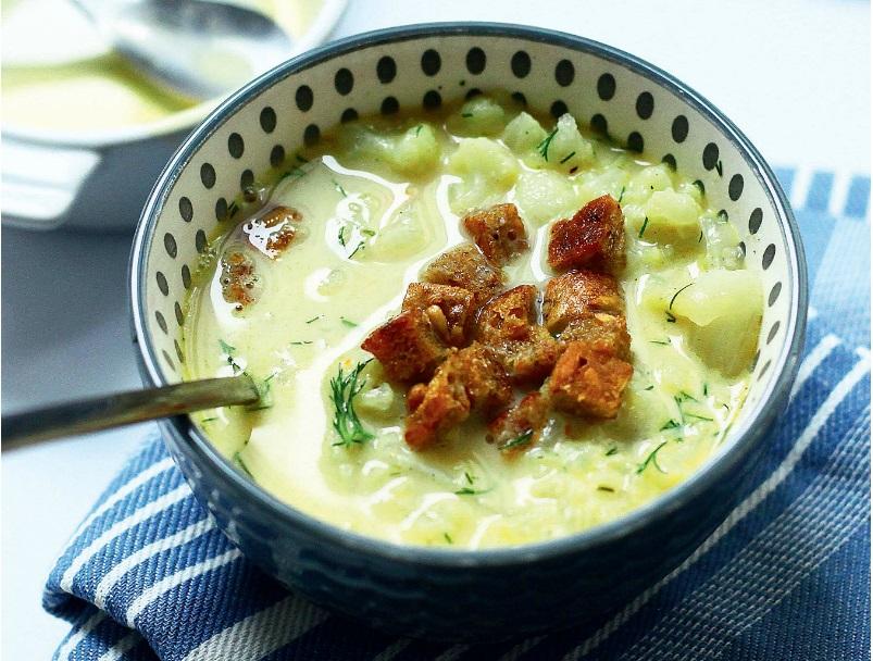 5 przepisów na odchudzające zupy