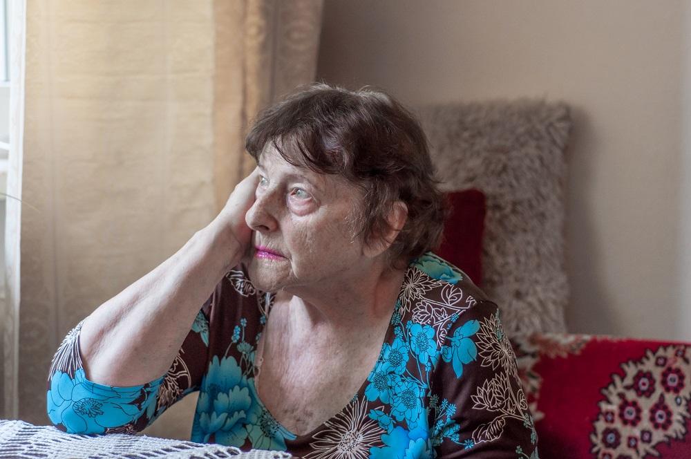 Samotność polskiego seniora