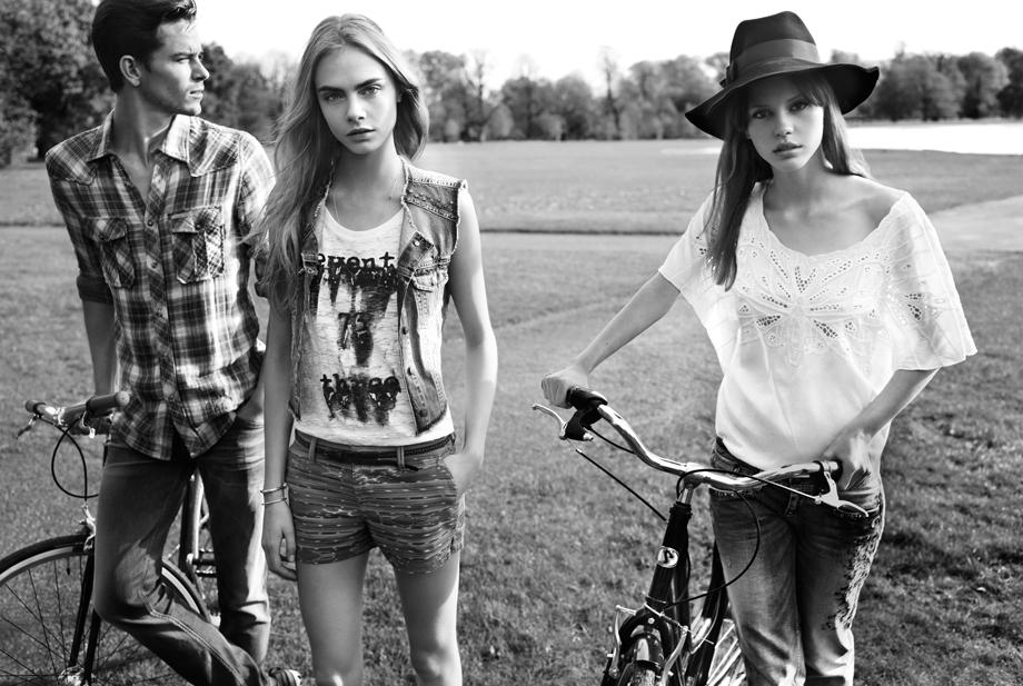 Pepe Jeans wiosna-lato 2013