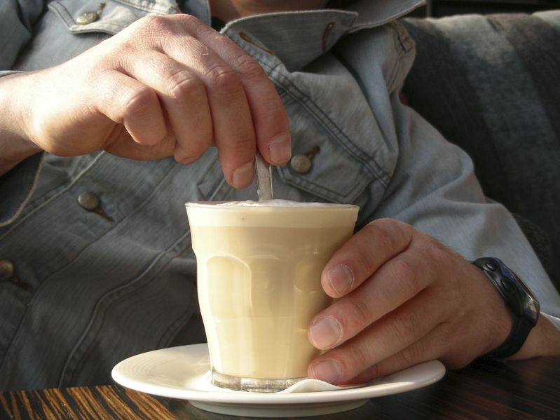 Pokolenie café latte? - badania