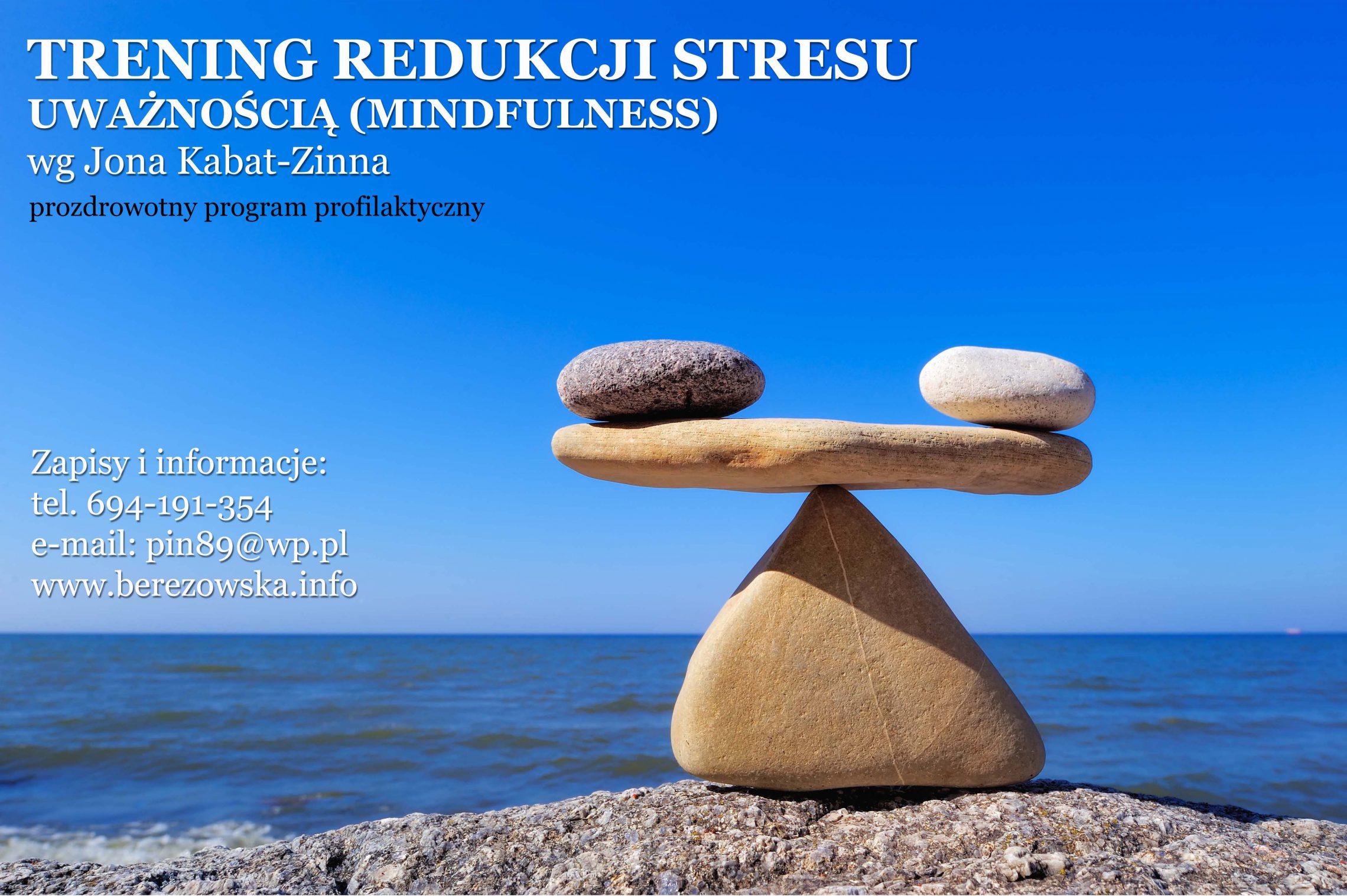 24 września – 19 listopada, Warszawa, Warszawskie Centrum Psychoterapii Adeste zaprasza na Warsztaty Mindfulness.