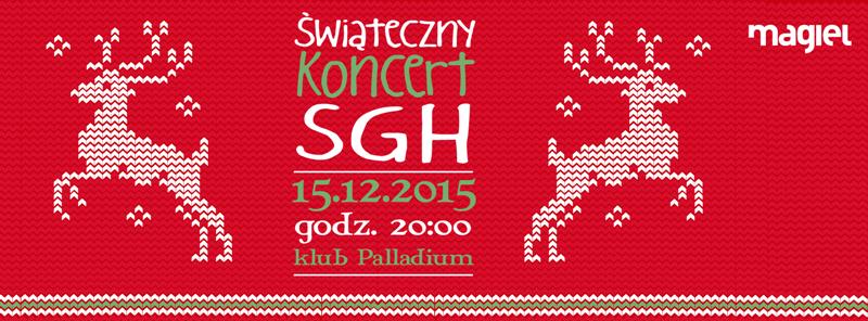 Grafika - Świąteczny Koncert SGH