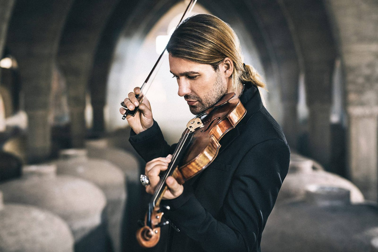 David Garrett (Fot. materiały prasowe/Christoph Köstlin)