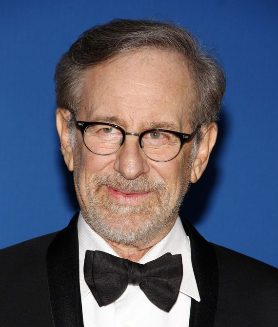 51989386 - steven spielberg at the 68th annual directors guild of america awards held at the hyatt regency century plaza in los angeles, usa on february 6, 2016.