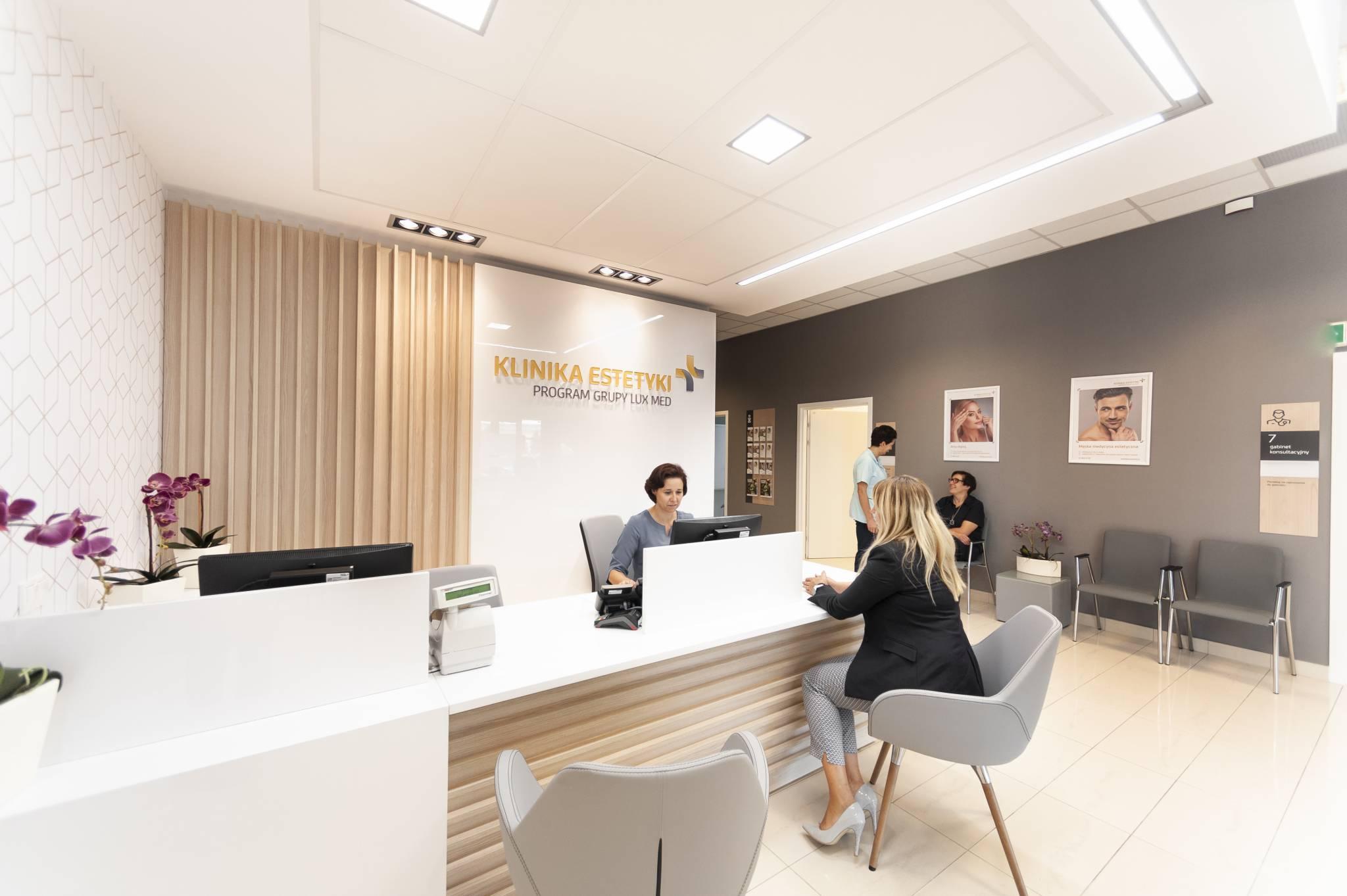 Grupa LUX MED otwiera nową placówkę w ramach Programu Klinika Estetyki