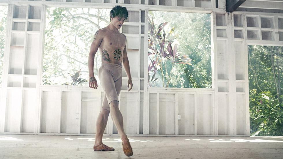 Pamięć ciała - opowiada o niej Siergiej Połunin - tancerz baletowy z Rosji