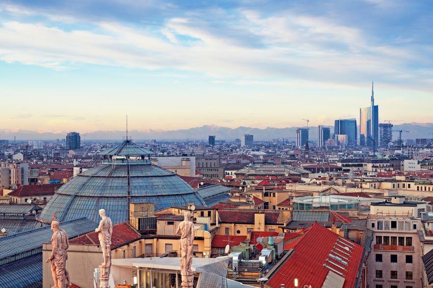 Odkryj Mediolan