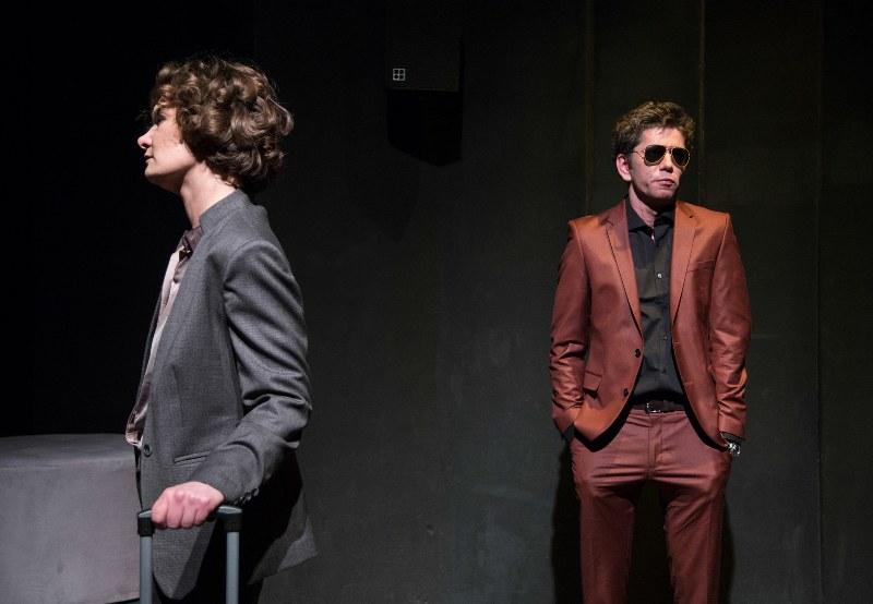 HAPPY NOW? w Teatrze Polonia, fot. Luka Łukasiak