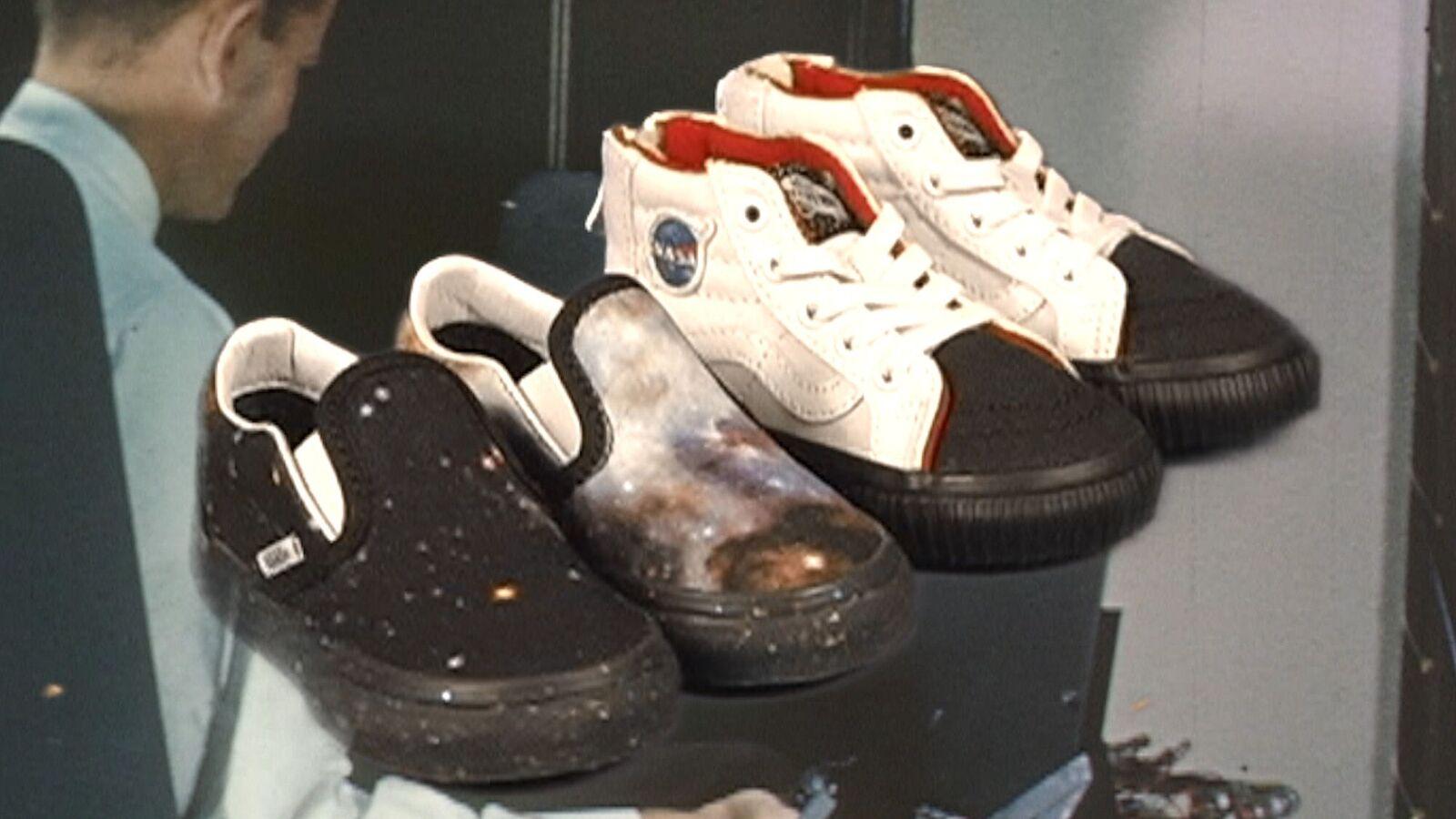 Vans x NASA? To prawdziwy kosmos! • Super buty