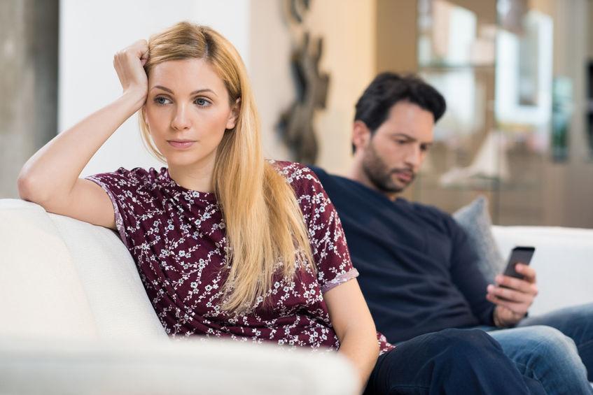 Czy potrzebujesz zmiany w związku?