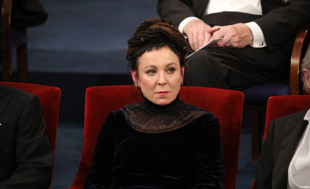 Olga Tokarczuk z kolejną nagrodą literacką