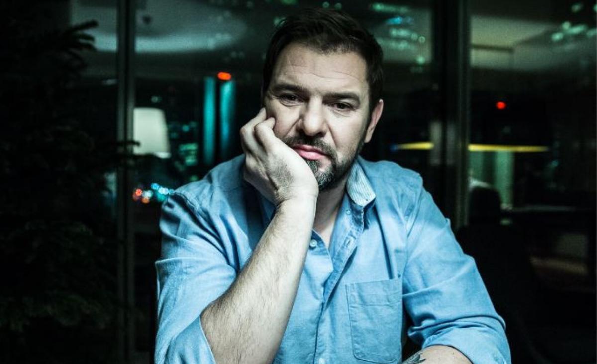 Tomasz Karolak o 39 i pół tygodnia i nie tylko