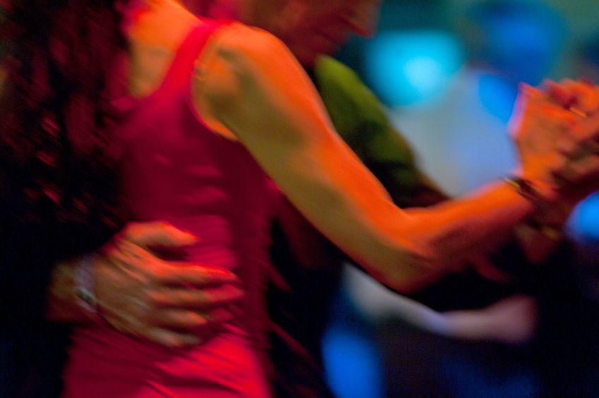 Lekcje tańca sprzyjają znalezieniu partnera