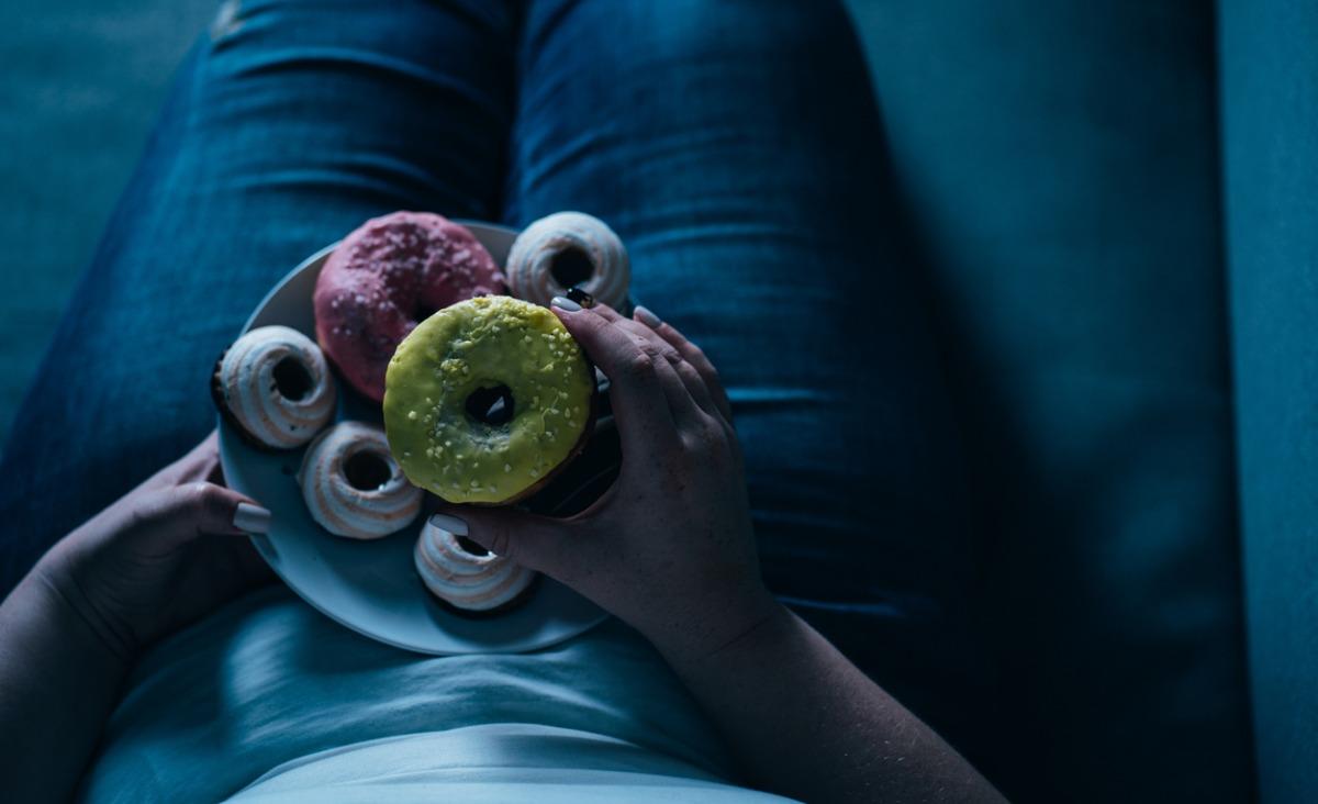 Psychiczne przyczyny otyłości