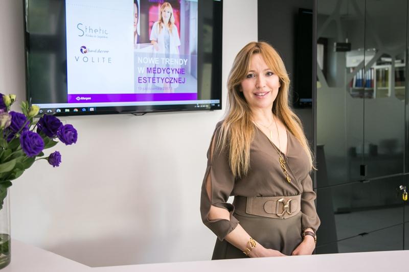 Nowe trendy w medycynie estetycznej – spotkanie w Sthetic Klinika dr Jagielskiej