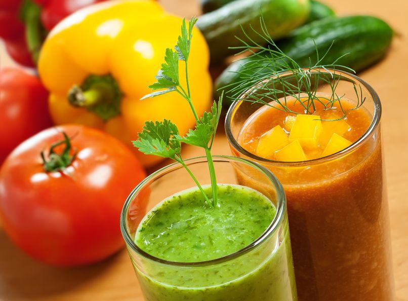 Letnia dieta na zdrowa opalenizne