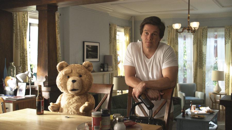 """""""Ted"""" - Jego przyjaciel Miś"""