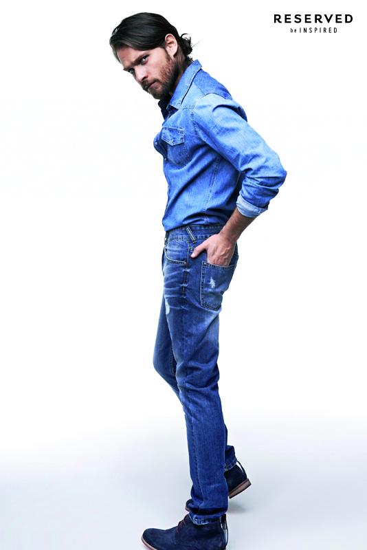 Jeansowa kolekcja Reserved