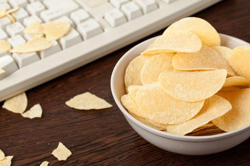 nawyki zywieniowe w pracy