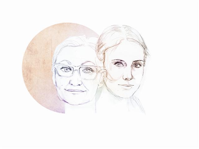 Matka i córka: Joanna i Natalia Klimas