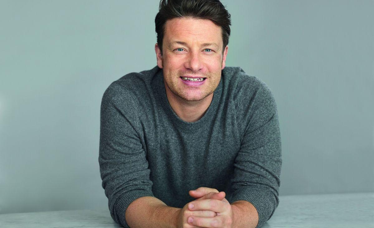 Jamie Oliver - wege rządzi