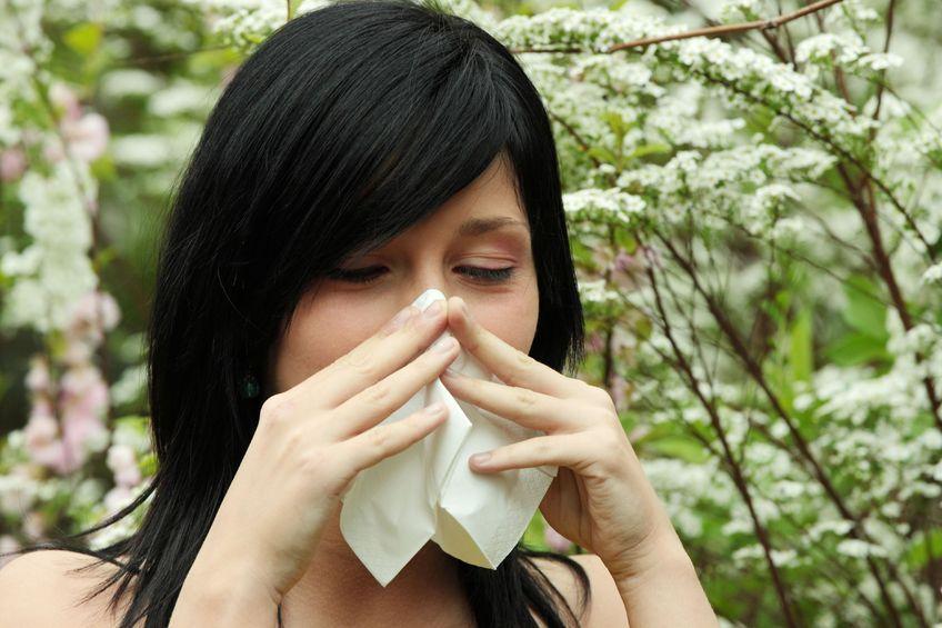 Życie w mieście sprzyja alergii