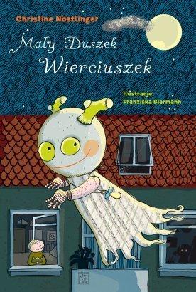 Mały duszek wierciuszek - książka dla dzieci