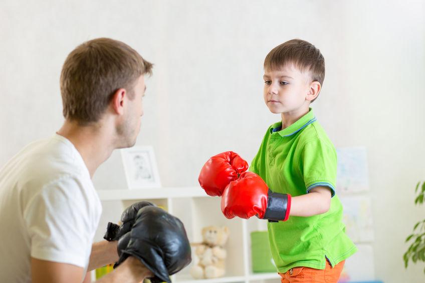 Wspólny trening z dzieckiem
