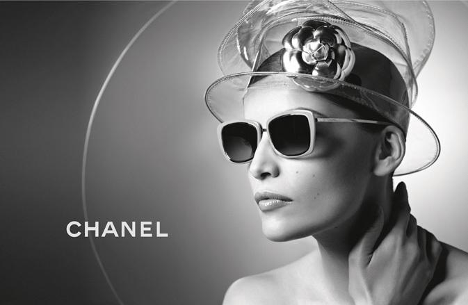 Leatitia Casta twarzą Chanel Eyewear
