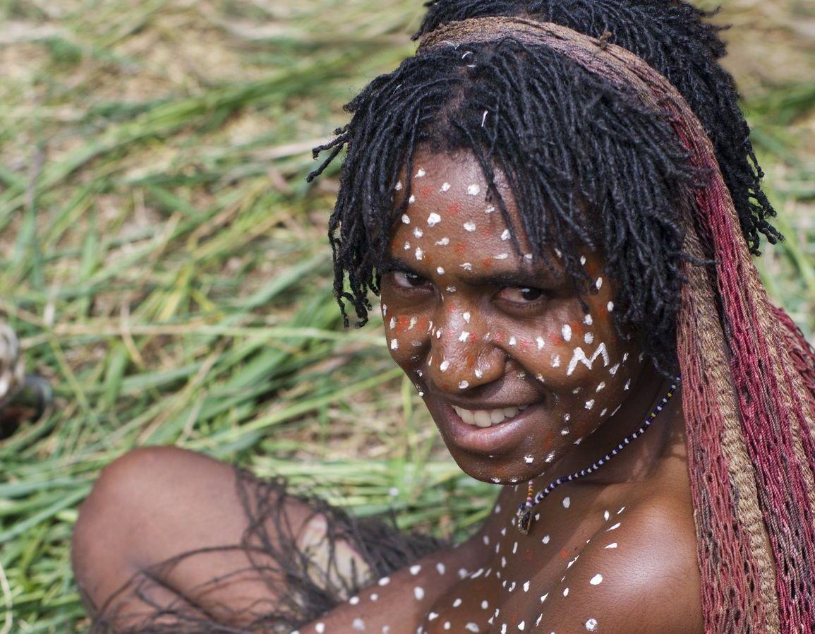 Być kobietą na Wyspach Trobrianda