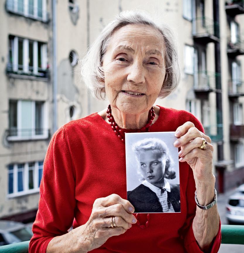 Halina Żelaska: Umierać łatwo, trudniej żyć