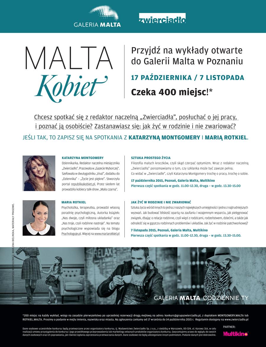 ogłoszenie Malta
